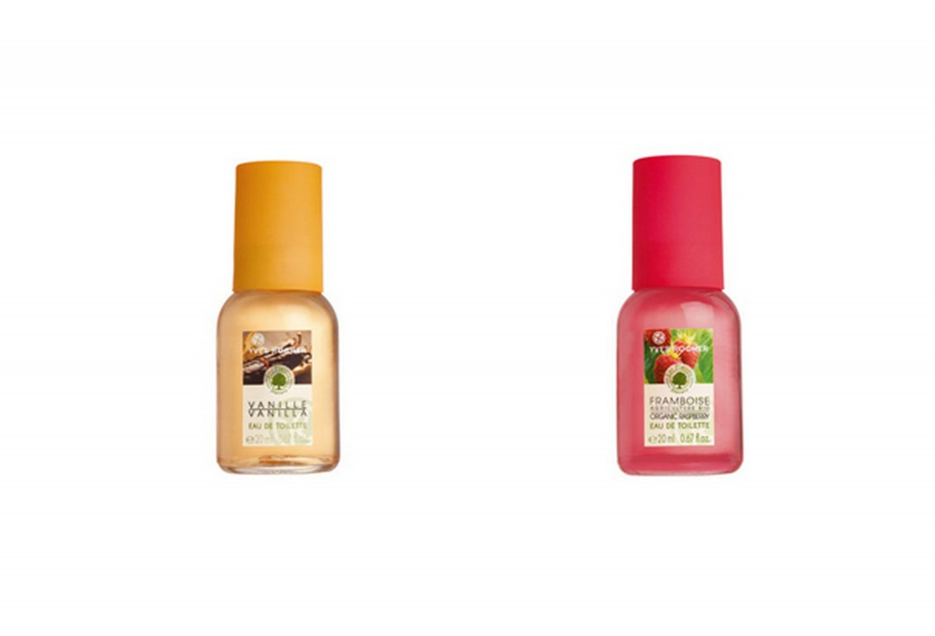 ekologisk parfym