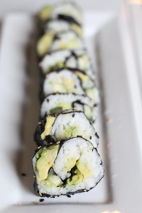 vegetarisksushi