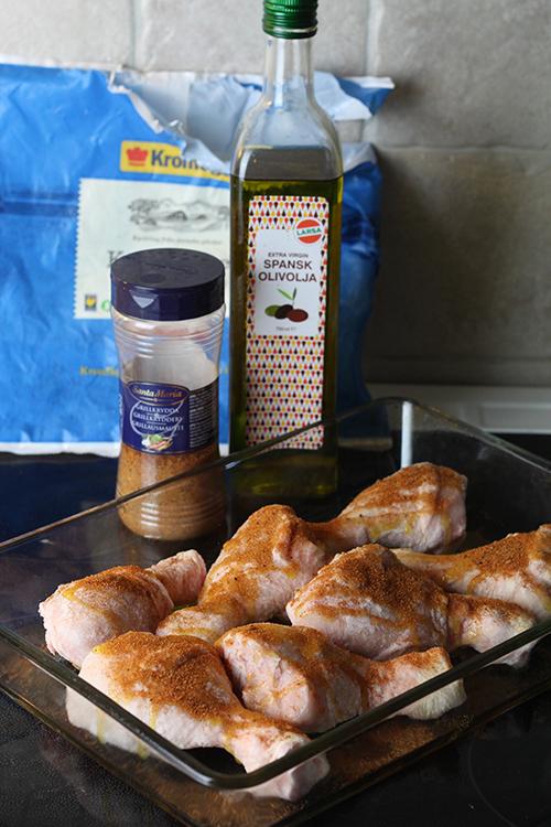 kycklingklubbor